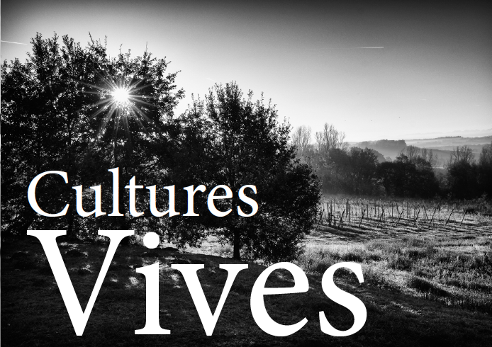 Collection « Cultures Vives » ou comment faire valoir sa coopérative et son territoire. Une co-signature Paroles, Paroles, Alain Tendero et Linéa Pica.